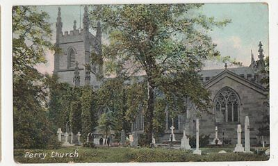 Perry Church Postcard, B109