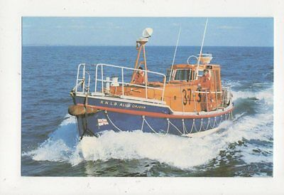 Rother Class Self Righting Lifeboat Postcard 483a