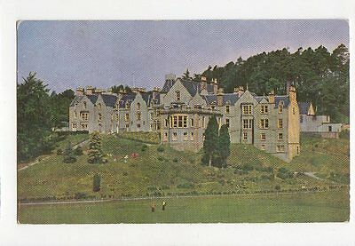 Cluny Hill Hotel Forres Old Postcard 0857