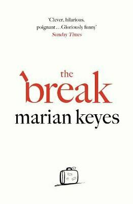 The Break by Keyes, Marian Book The Cheap Fast Free Post