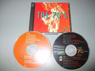 The 70's - 1976 - Time Life (CD) 24 Seventies Hits - TL597/07 - Nr Mint - Rare