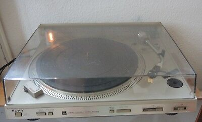 Plattenspieler / Turntable Sony PS-434 Automatic Direct Drive Guter Zustand