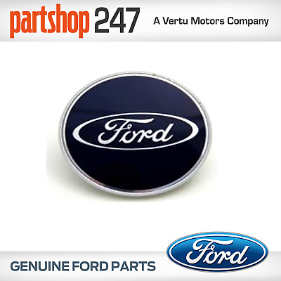 New Genuine FORD FOCUS FIESTA KA TRANSIT MONDEO Alloy Centre Cap Version C 68mm