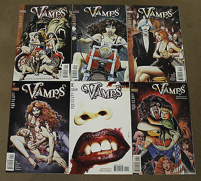 Vamps (1994 DC Vertigo) #1-6 Complete Set NM