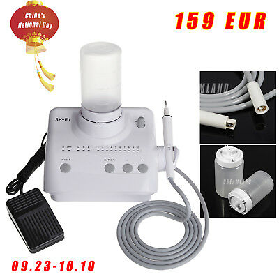 Dental Ultrasonic Piezo Scaler + pièce à main Tips fit EMS WOODPECKER Dentaire z
