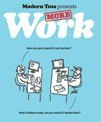 Modern Toss Presents: More Work by Mick Bunnage Hardback Book The Cheap Fast