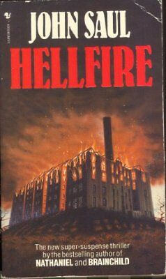 Hellfire by Saul, John Paperback Book The Cheap Fast Free Post