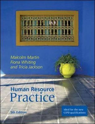 Human Resource Practice by Whiting, Fiona Paperback Book The Cheap Fast Free