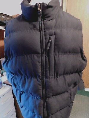 Mens/womens  Insulated  Vest Size Large By Covington  Nice!!