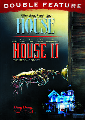 House Double Feature [New DVD]