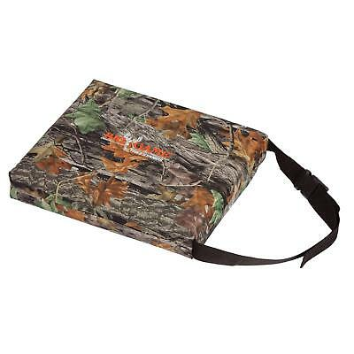Big Game Ultra-Plush Treestand Seat Cushion Epic Camo, GS0109
