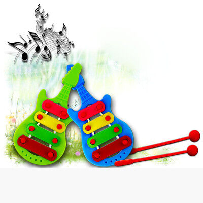 Baby Child Kid 4-Note Xylophone Musical Instrument Toys Wisdom Development