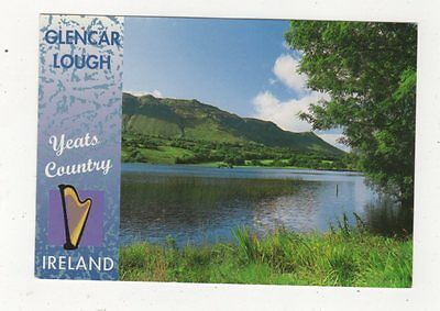 Glencar Lough Ireland 1996 Postcard 885a