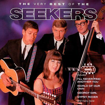 The Seekers / Judith Durham ( New Sealed Cd ) The Very Best Of / Greatest Hits