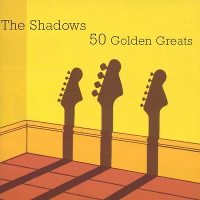 The Shadows (New Sealed 2 Cd Set) 50 Golden Greats / Very Best Of Greatest Hits