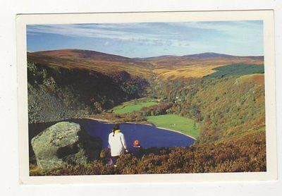 Lough Tay Wicklow Ireland 1995 Postcard 886a