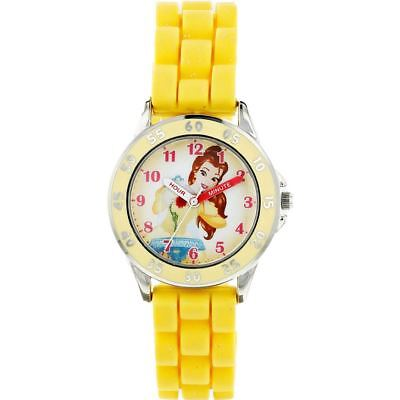 Official Licensed Disney Princess Beauty and the Beast Belle Analogue Watch