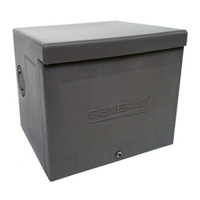 6337 30A Resin PWR Inlet Box