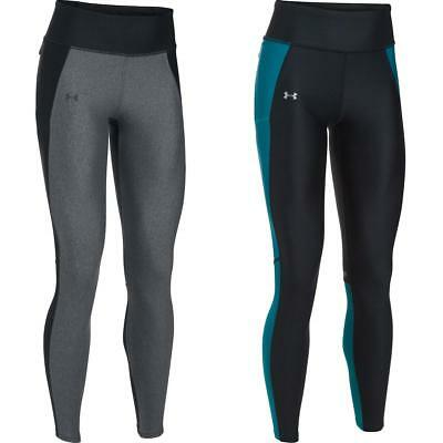 Under Armour Women's Fly-By Compression Running Lightweight Breathable Leggings