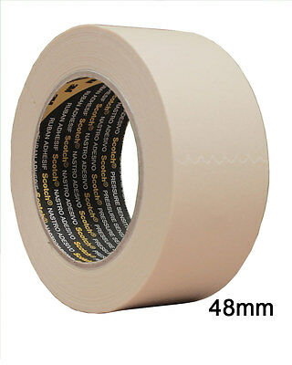 3M Scotch Masking Tape 48mm (Pack of 2 rolls) [50033-1]