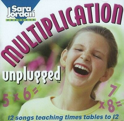 Multiplication Unplugged (Audio CD), Hergott, Sebastian, 9781895523737