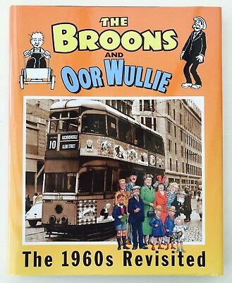 THE BROONS AND OOR WULLIE - THE 1960s REVISITED - Retro Comic Book *