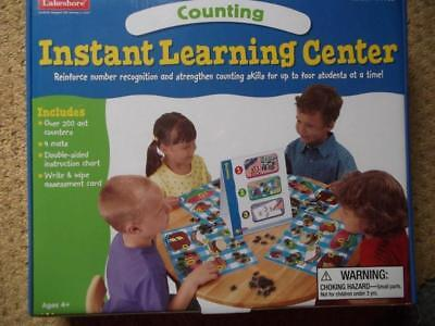 LAKESHORE Instant Learning Center Counting Age 4+