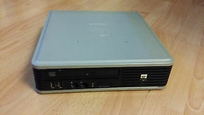 """OFFER"" HP DC7800 USFF USDT Slim Dual Core 2 x 1.80GHz 2GB DVD PC Computer"