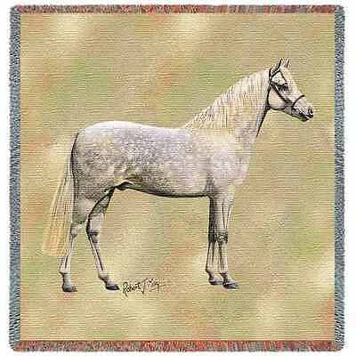 Lap Square Blanket - Welsh Pony by Robert May 2375  IN STOCK