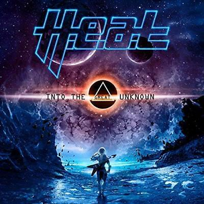 H.E.A.T. - Into The Great Unknown (NEW CD)