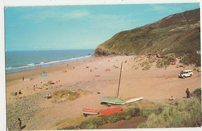 The Beach, Penbryn Postcard, B342