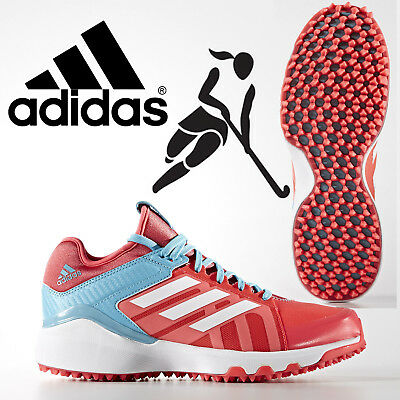 adidas LUX Pro Performance Field Hockey Trainers Women's Pink Sports Shoes