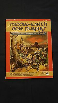 MERP Middle-earth Role Playing Manual english