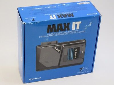 Compustar MAX IT Alarm / Remote Start Controller FT-7000AS-CONT