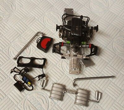 job lot of 1/18 parts for spares/repairs/diorama/modified  etc