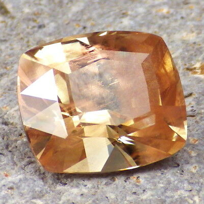 SCHILLER OREGON SUNSTONE 11.50Ct FLAWLESS-LARGE-FROM PANA MINE-FOR TOP JEWELRY!