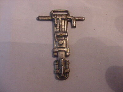 Pocket Watch Fob Machinery 2 inches long Gardener-Denver Co Nice