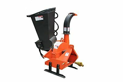 Medium Duty Hydraulic Feed Wood Chipper