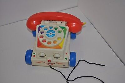 Fisher Price Chatter Telephone Toy