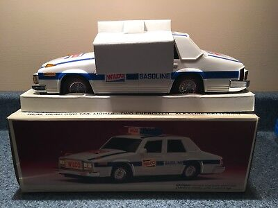 New Never Used Or Opened 1994 Wilco Gasoline Patrol Car New In Box