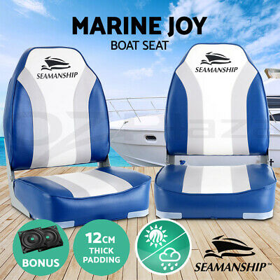 19-21ft Trailerable Jumbo Boat Cover Straps Zip Waterproof UV Resistant Marine