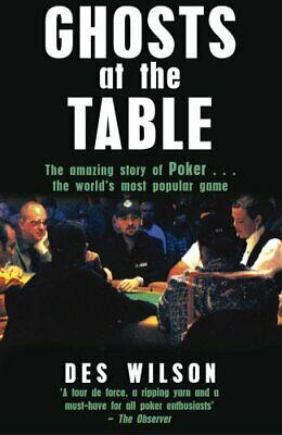 Ghosts at the Table by Wilson, Des Paperback Book The Cheap Fast Free Post