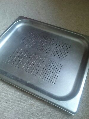 rational steam tray 1/2