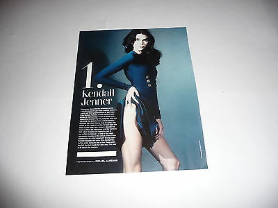25+ Kendall Jenner Cuttings/Clippings (2015-17)