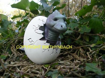 New Rubber Latex Mould Moulds Mold To Make Egg Hatching Dragon 5