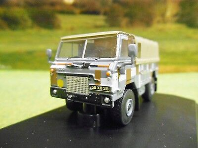 Oxford Military Landrover 101 Forward Control Berlin Brigade 1/76 76Lrfcg002