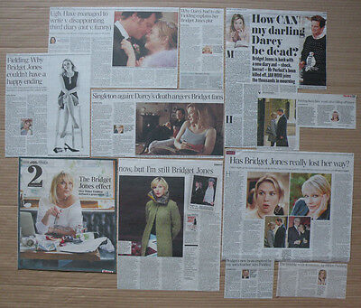 Helen Fielding - clippings/cuttings/articles - Bridget Jones: Mad About The Boy