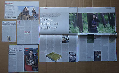 Helen MacDonald - clippings/cuttings/articles pack