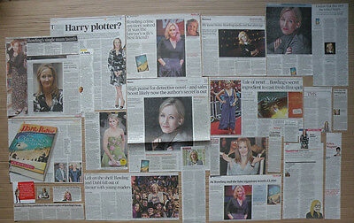 J. K. Rowling -clippings/cuttings/articles-The Cuckoo's Calling Robert Galbraith