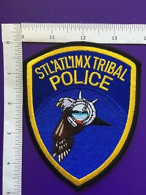 Stl'atl'imx Canada Tribal Police Service  Shoulder Patch